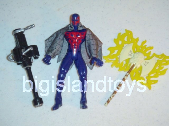 Spider-Man Animated Series Series 6  Spiderman 2099White Axe