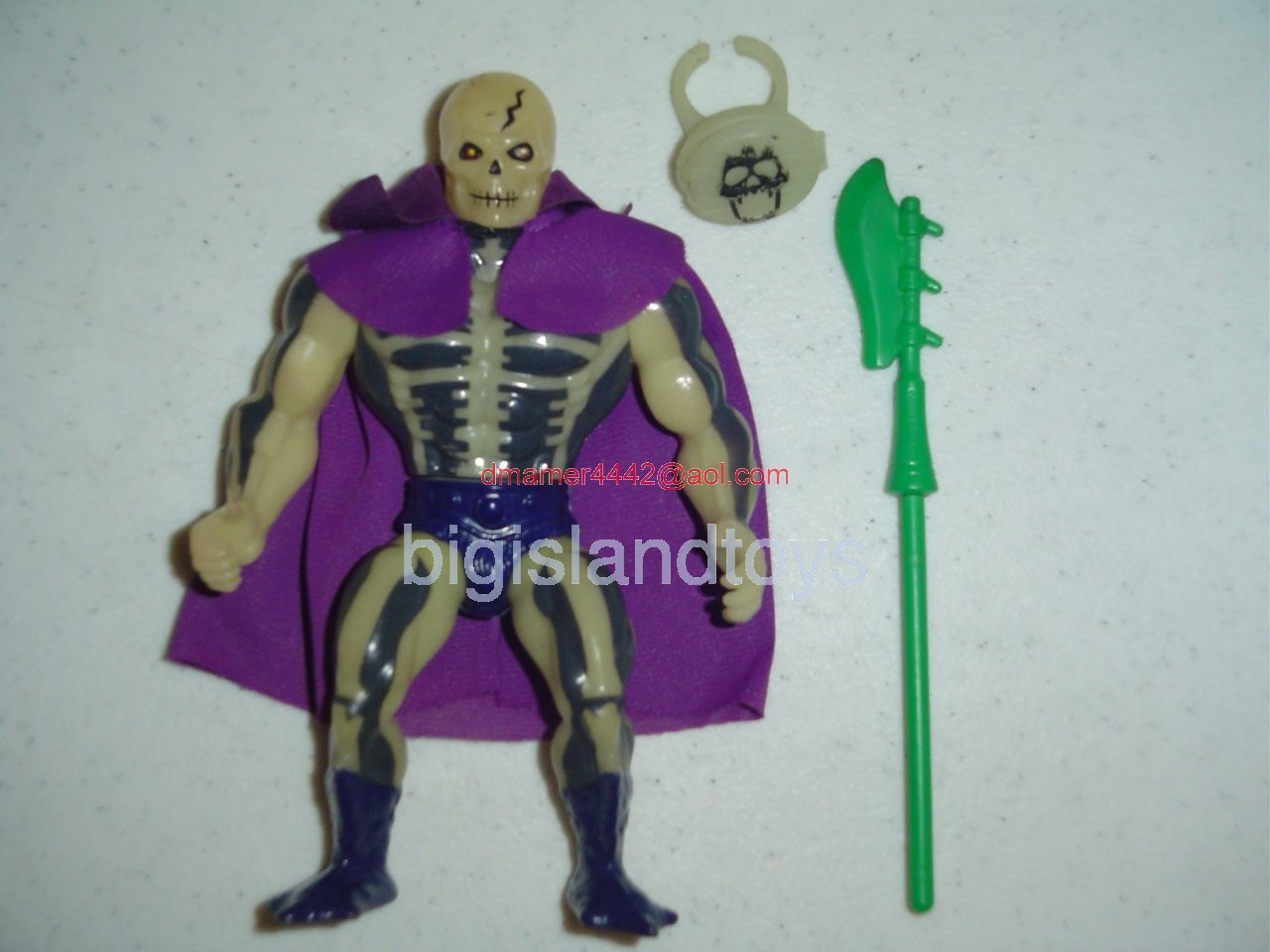 Masters of the Universe Series 6 1987   Scare Glow