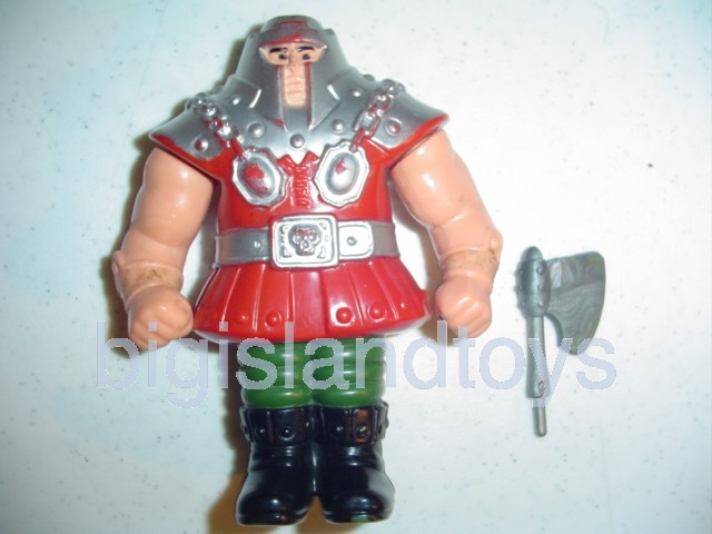 Masters of the Universe Series 2 1983   Ram Man