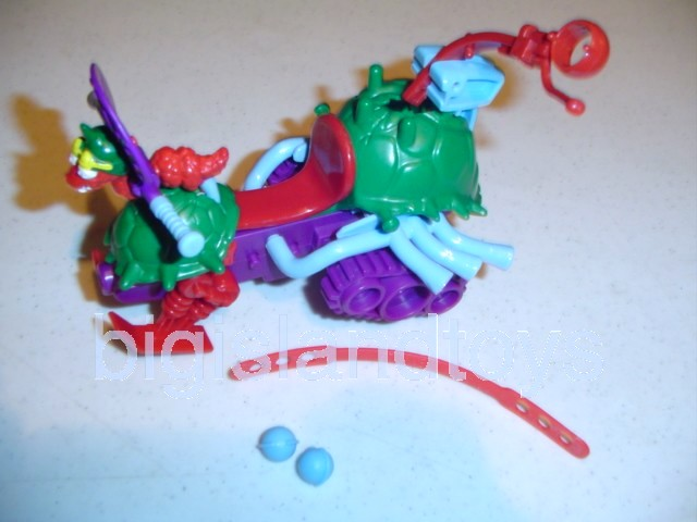 Teenage Mutant Ninja Turtles 1990 Vehicles & Playsets   SLUDGEMOBILE