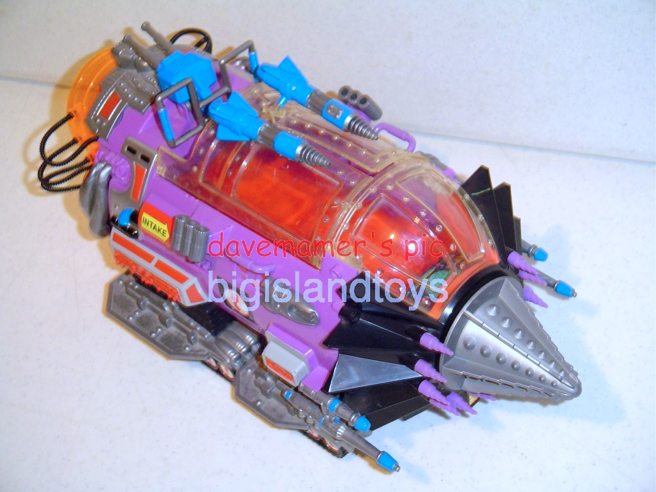 Teenage Mutant Ninja Turtles 1990 Vehicles & Playsets   Mutant Module