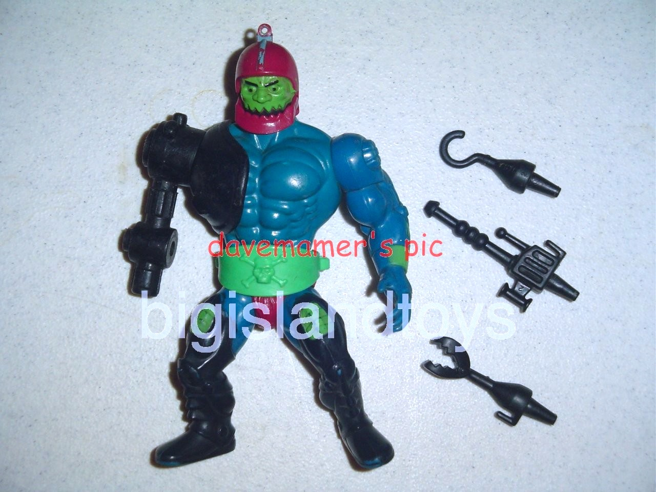 Masters of the Universe Series 2 1983   Trap Jaw