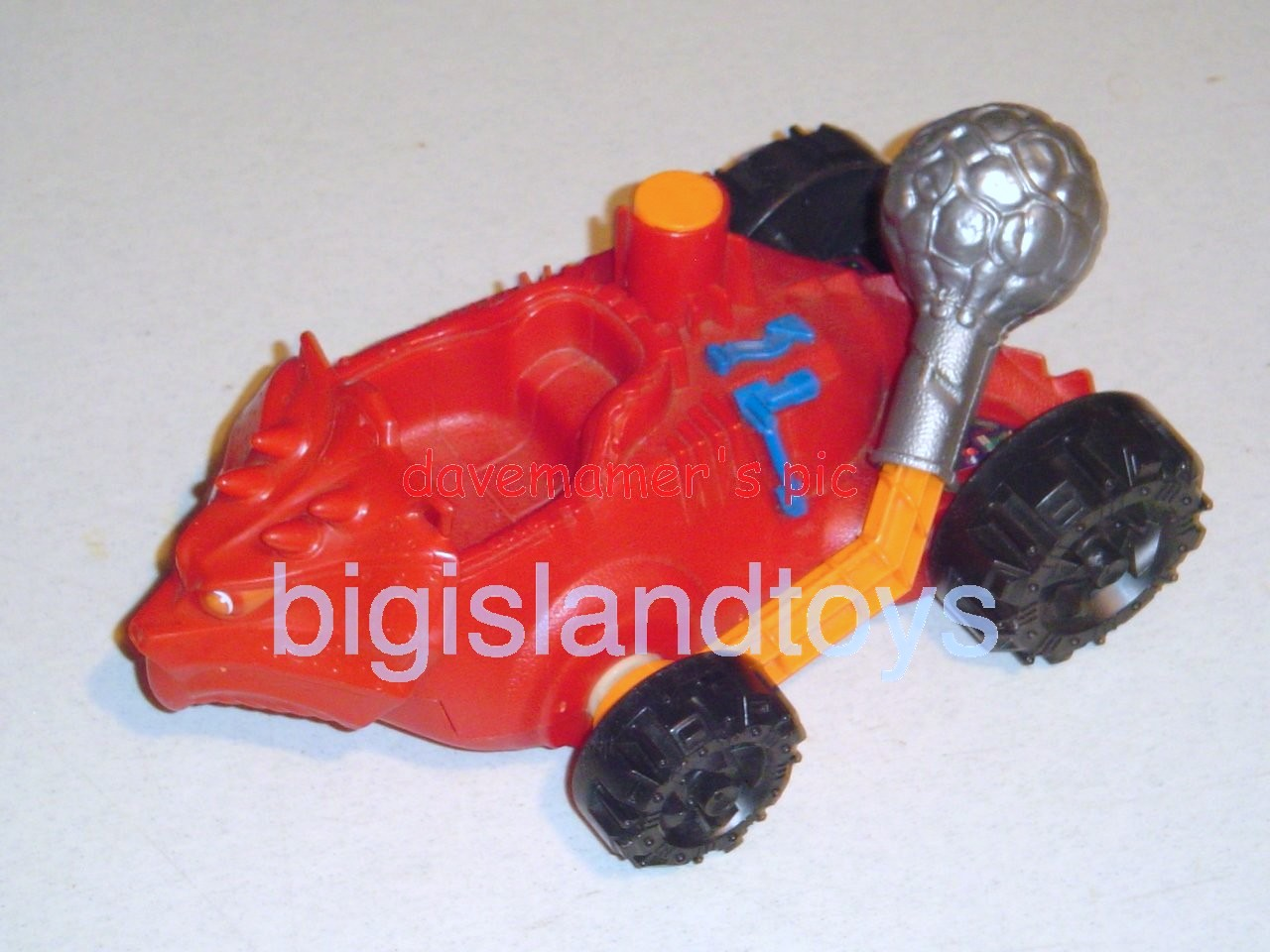 Masters of the Universe Series 4 1985   Bashasaurus