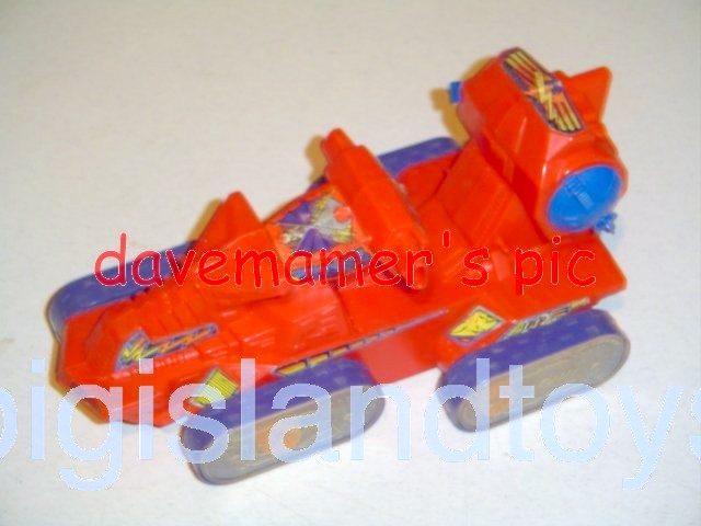 Masters of the Universe Series 2 1983   Attak Trak