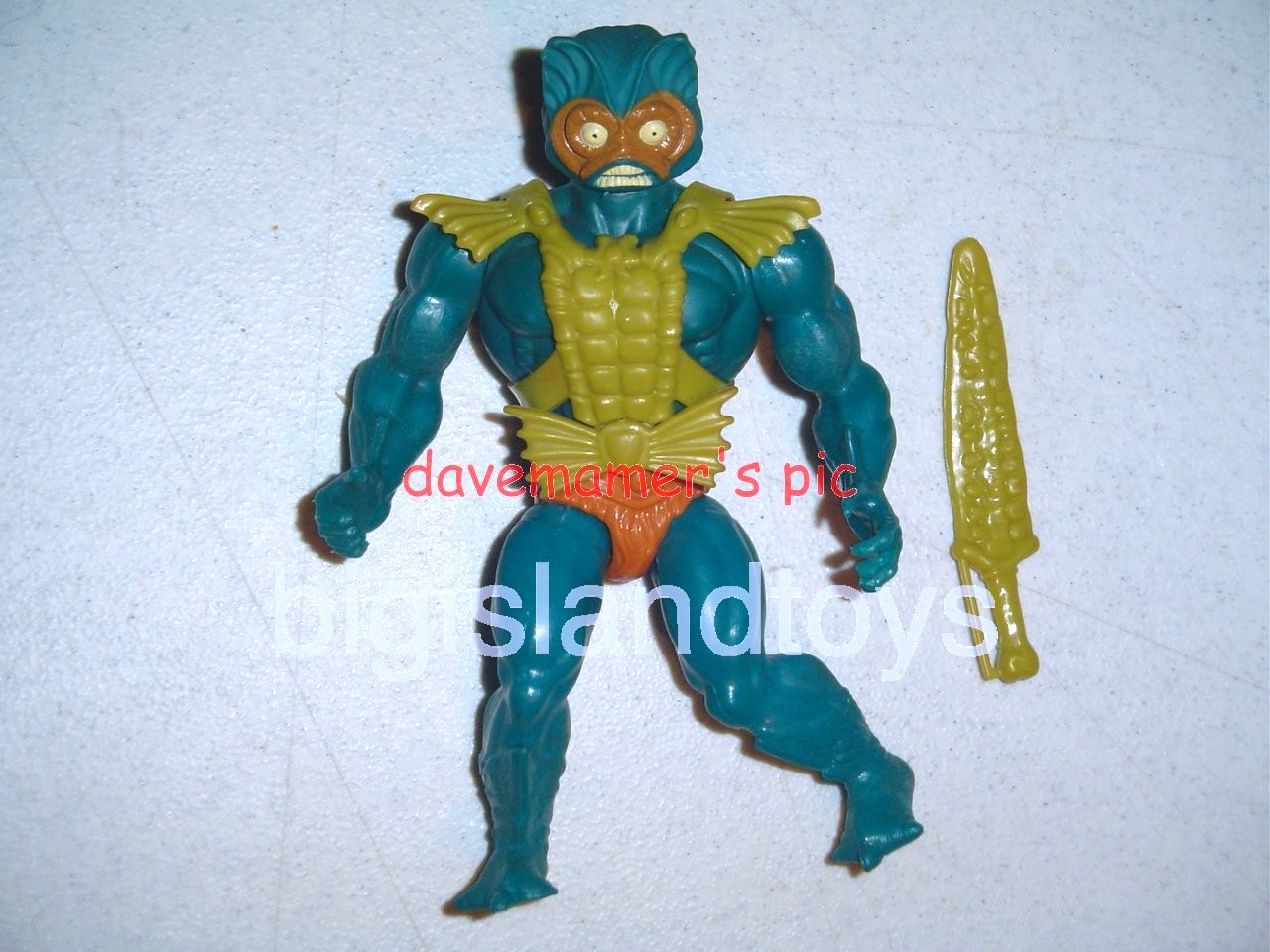 Masters of the Universe Series 1 1982   Mer-Man