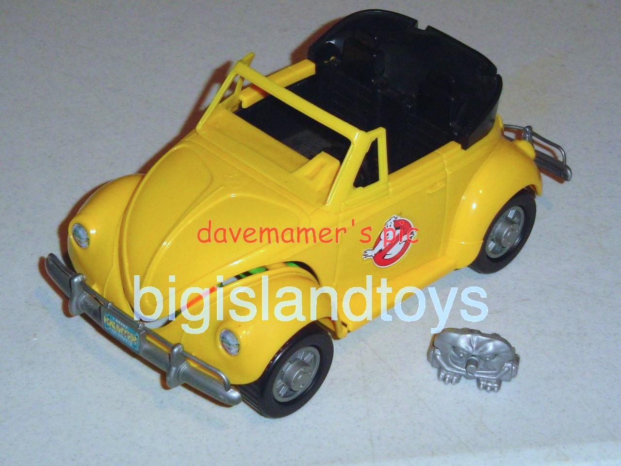 Real Ghostbusters Vehicles   Highway Haunter