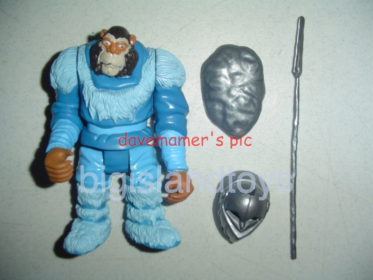 Thundercats Standard Figures   Snowman of Hook Mountain