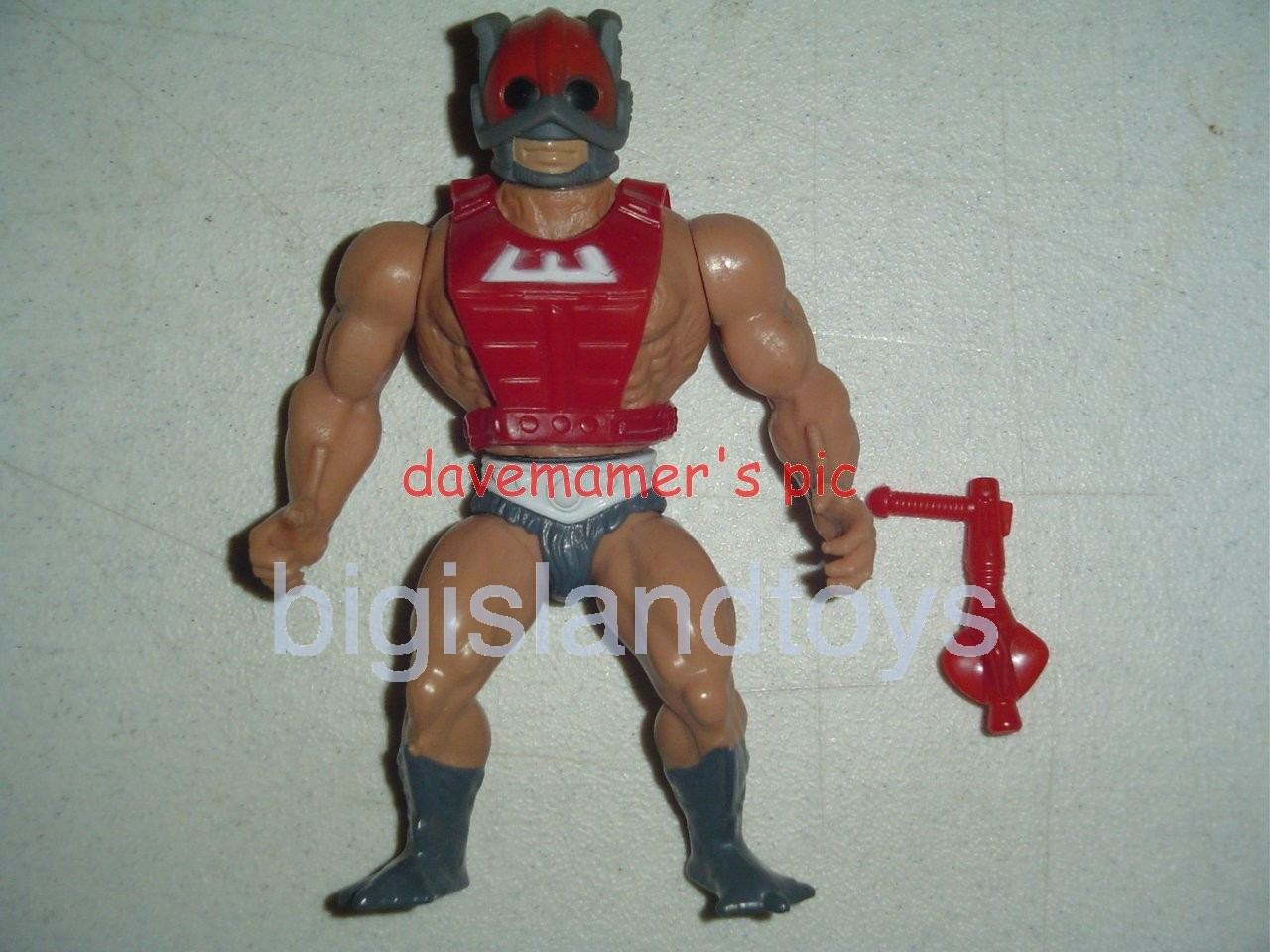 Masters of the Universe Series 1 1982   Zodac