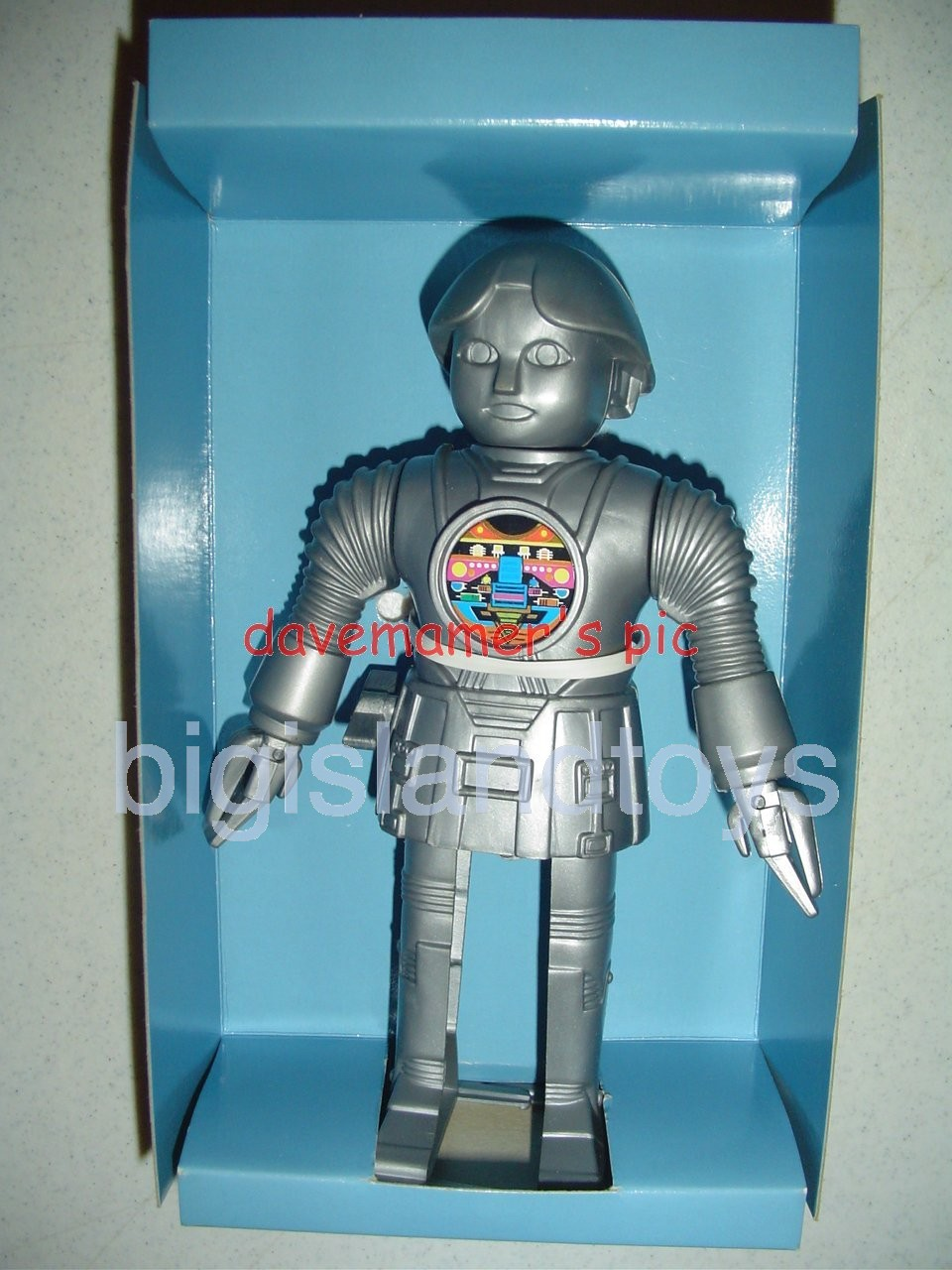 Buck Rogers    Walking Twiki