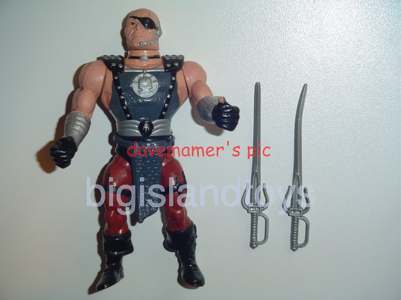 Masters of the Universe Series 6 1987   Blade
