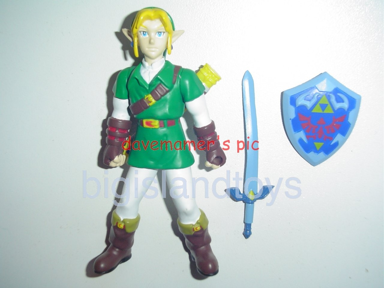 The Legend of Zelda Ocarina of Time   Link