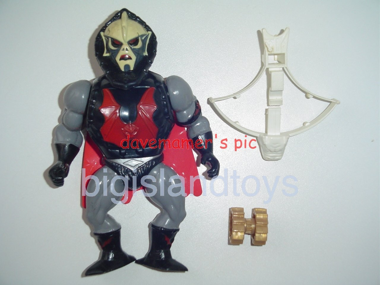 Masters of the Universe Series 6 1987   Buzz-Saw Hordak