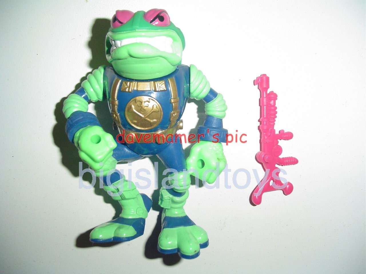 Bucky O Hare    STORM TOAD TROOPER