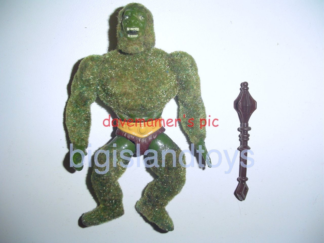 Masters of the Universe Series 4 1985   Moss Man