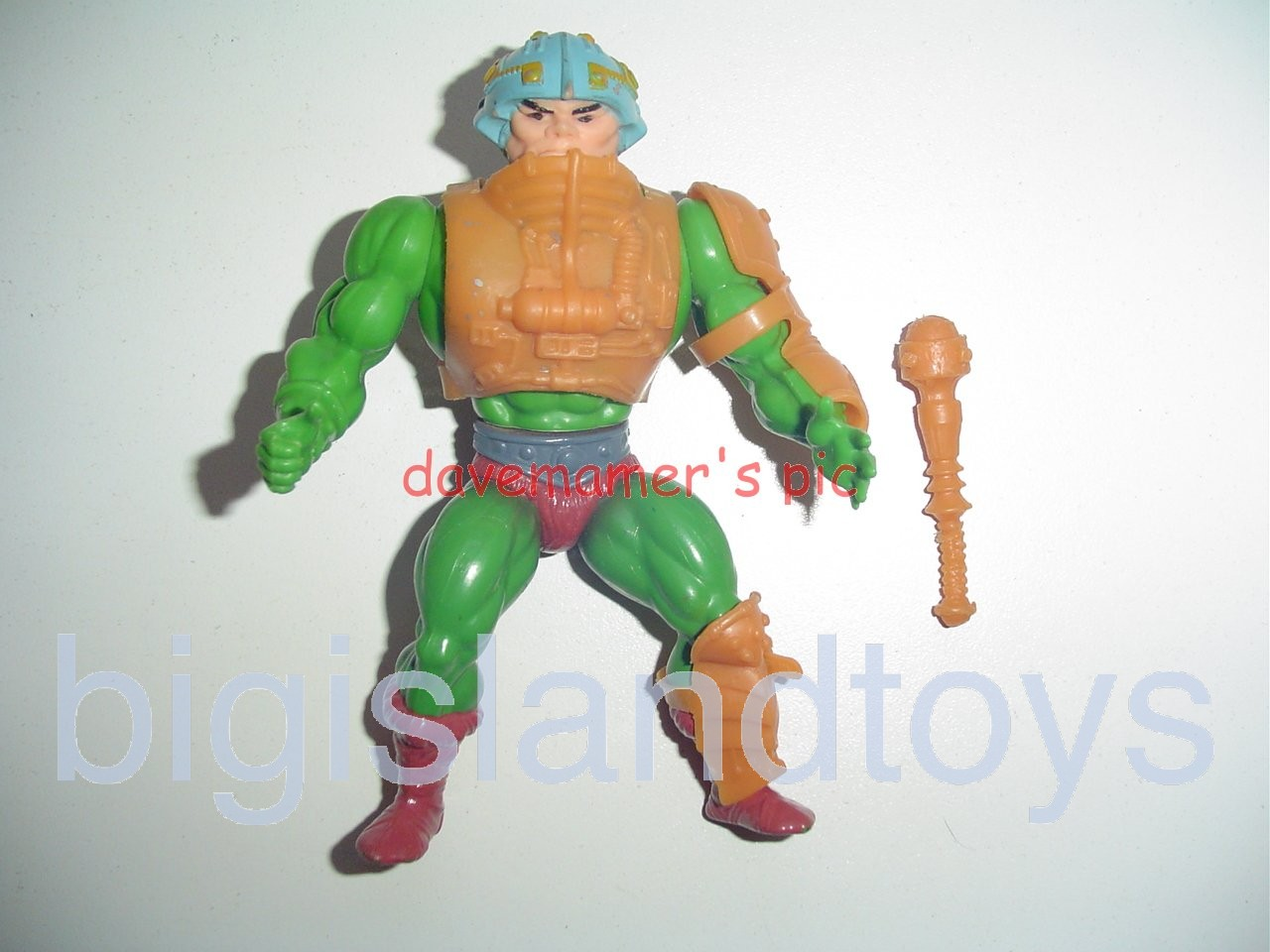 Masters of the Universe Series 1 1982   Man-At-Arms