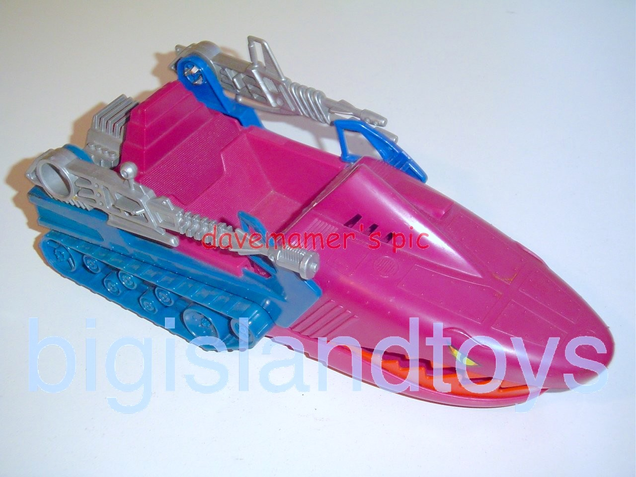 Masters of the Universe Series 4 1985   Land Shark