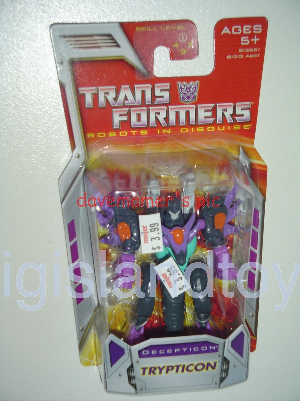 Transformers RID Classics   Trypticon - Legends