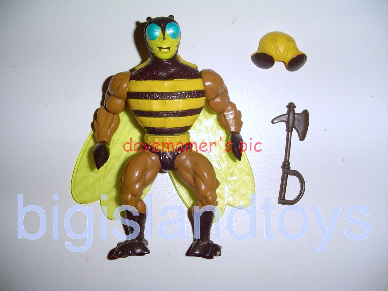 Masters of the Universe Series 3 1984   Buzz-Off