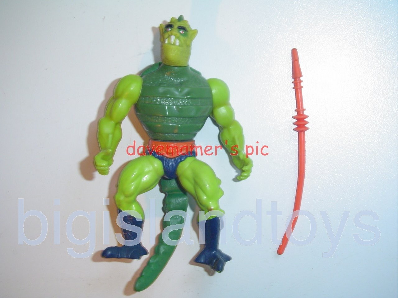 Masters of the Universe Series 3 1984   Whiplash