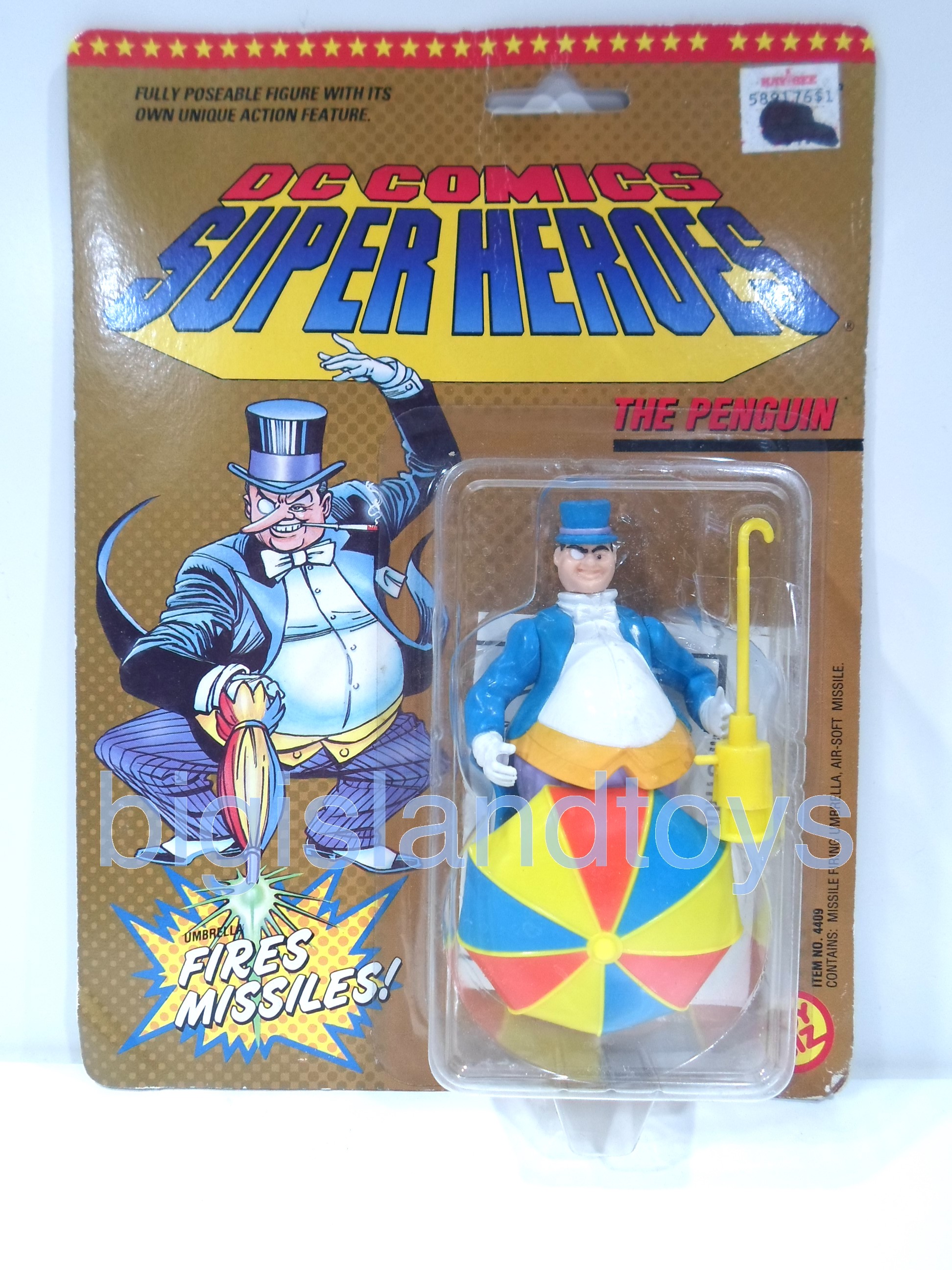 DC Comics Super Heroes     The Penguin