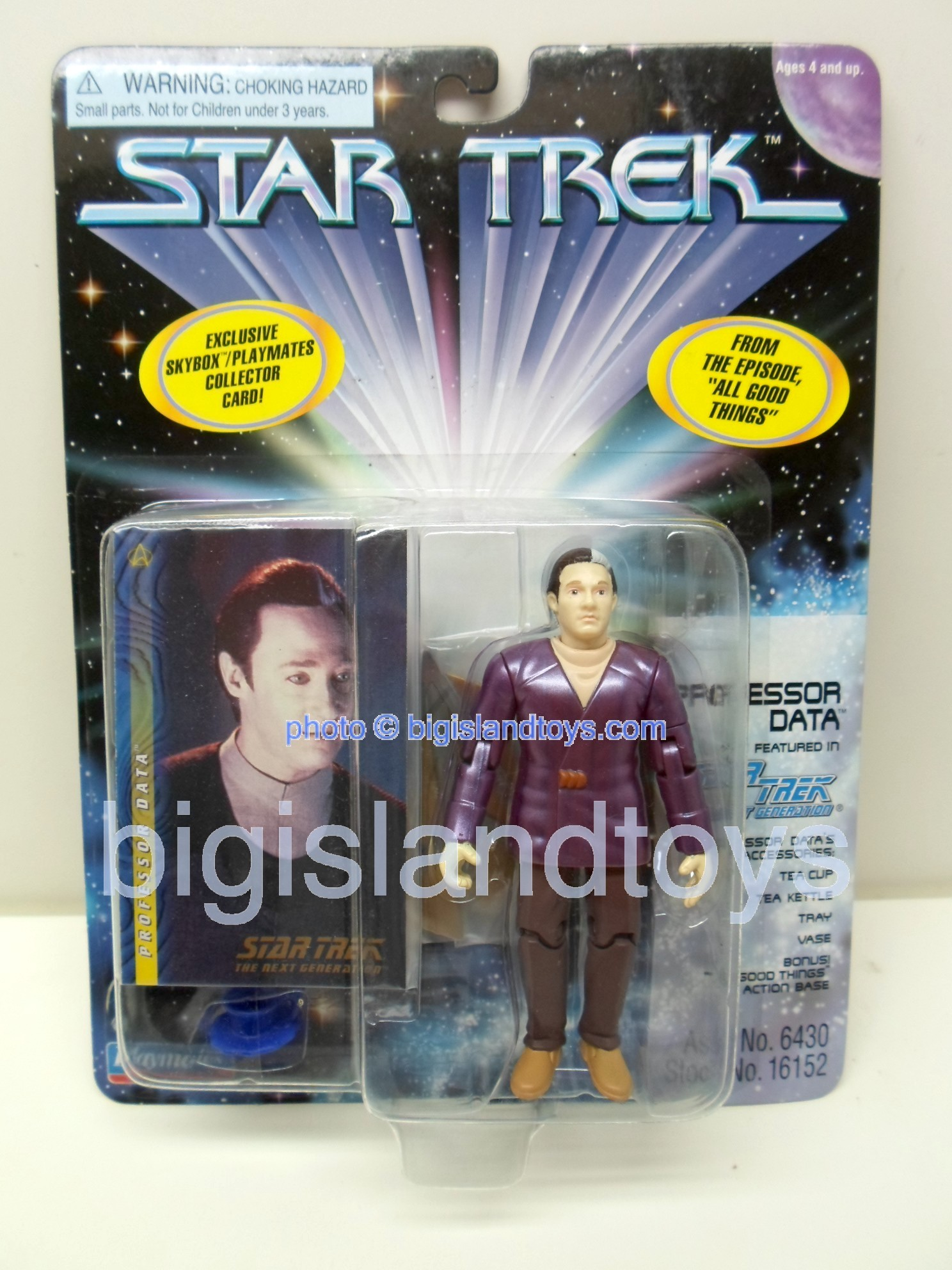 Star Trek  The Next Generation   PROFESSOR DATA